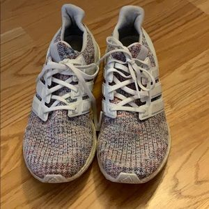 "Ultraboost 4.0 ""Rainbow"" Size 10 Men"